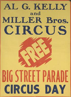 Al G. Kelly-Miller: Big Street Parade