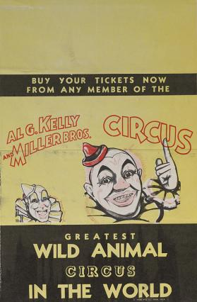 Al G. Kelly-Miller: Clowns