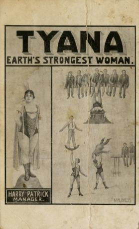 Tyana: Earth's Strongest Woman