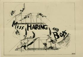 Miss Haring and Boys
