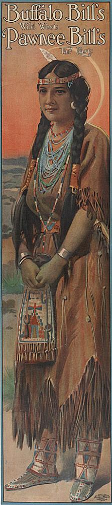 Buffalo Bill & Pawnee Bill: Indian Maiden