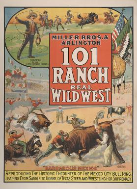101 Ranch Wild West: Barbarous Mexico