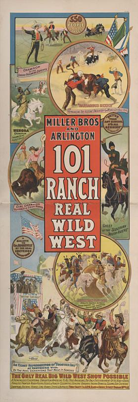 101 Ranch Wild West: Cowboys