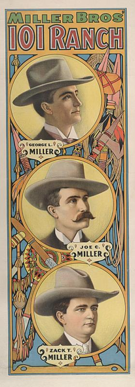 101 Ranch Wild West: Miller Bros.