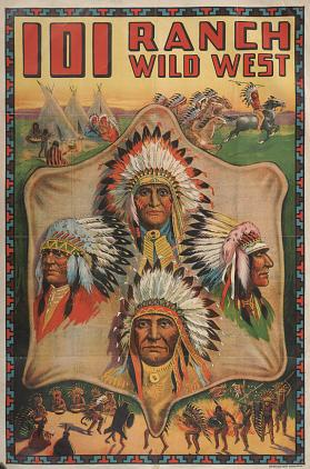 101 Ranch Wild West: Indians