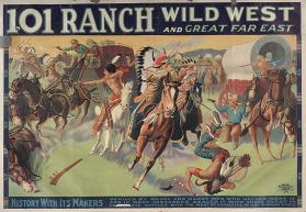 101 Ranch Wild West: History with Its Makers