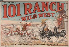 101 Ranch Wild West: Chariot Racing
