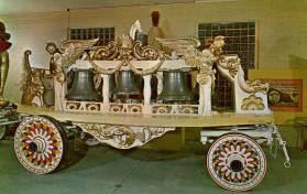 The Bell Wagon; Caption; Assigned by Cataloger