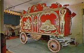 Lion's Bride Wagon