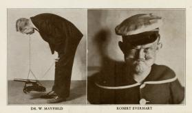Ripley's Believe It or Not: Dr. W. Mayfield and Robert Everhart