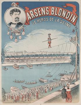 Arsens Blondin: Le Hero de la Seine