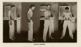 Ripley's Believe It or Not: Anato Hayes