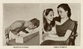 Ripley's Believe It or Not: Francois Russell and Freda Pushnik