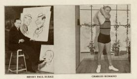 Ripley's Believe It or Not: Henry Paul Burke and Charles Romano