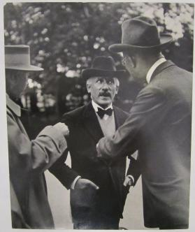 Arturo Toscanini in Bayreuth, Talking to Wieland Wagner