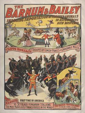 Barnum & Bailey: Impossible Importation of Trained Animals