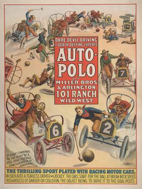 101 Ranch Wild West: Auto Polo