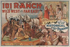 101 Ranch Wild West: Historical Street Parade