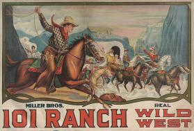 101 Ranch Wild West: Cowboys and Wagon Train