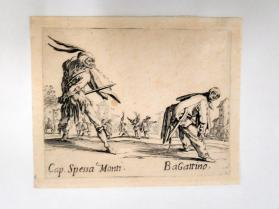 """Capo. Spessa Monti and Bagattino"", from Balli di Sfessania"
