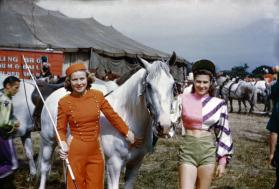 2 Ladies in Riding Costume