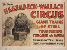Hagenbeck-Wallace: Giant Trains of Steel