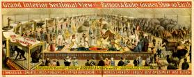 Barnum & Bailey: A Partial Display Of The New Enormous Menagerie