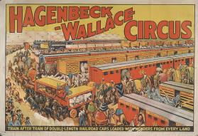 Hagenbeck-Wallace: Train After Train